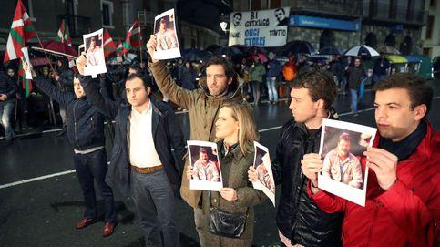Solo el 15% de los vascos apoya los homenajes a los presos etarras a su salida de prisión