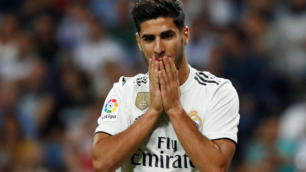 El indulto a Marco Asensio en el Real Madrid no funciona: se le pide que no se esconda