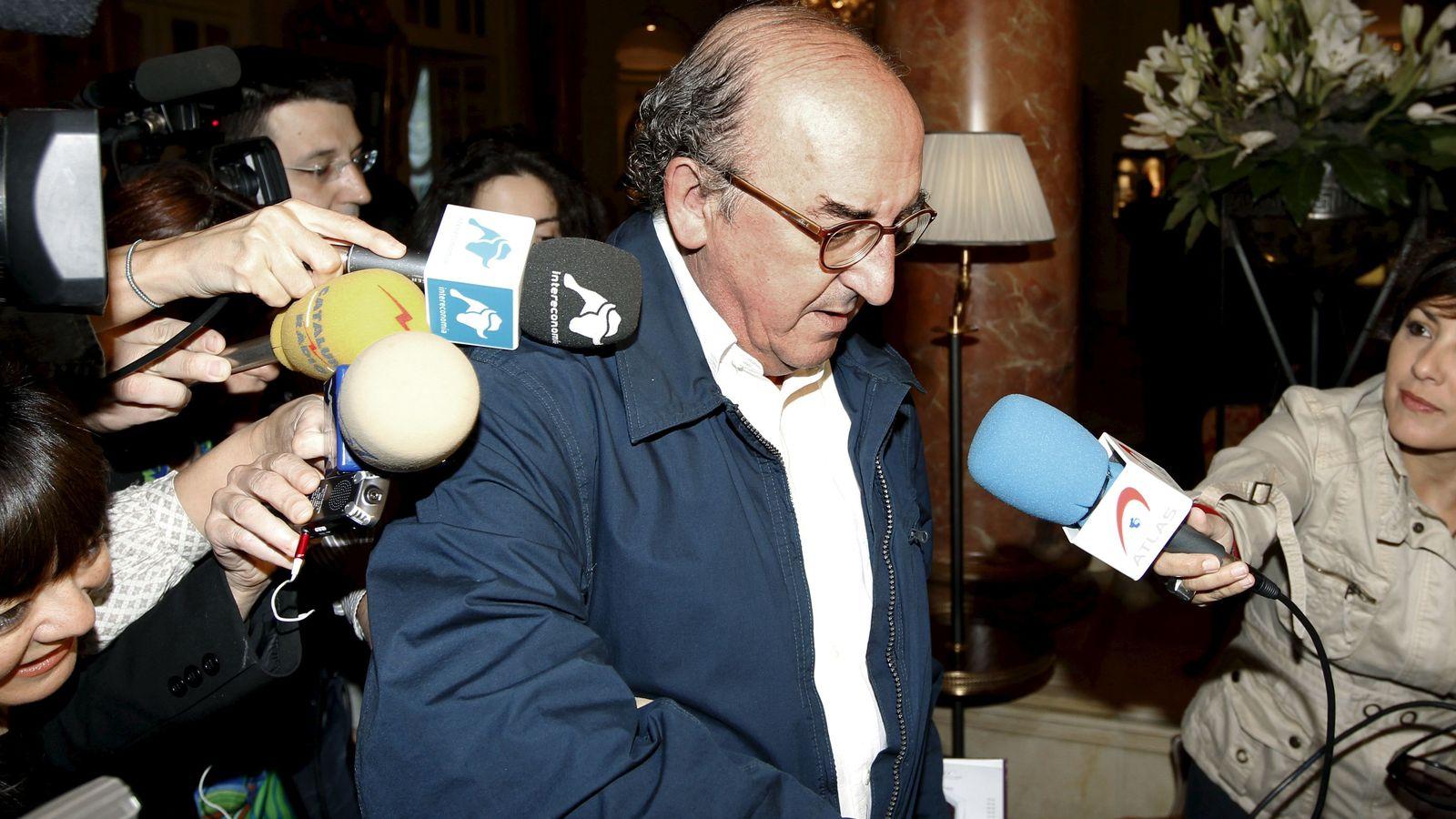 Foto: El presidente de Mediapro, Jaume Roures