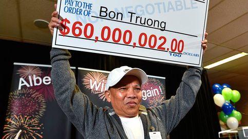 Gana la lotería y se pasa casi un año sentado encima del premio sin cobrarlo