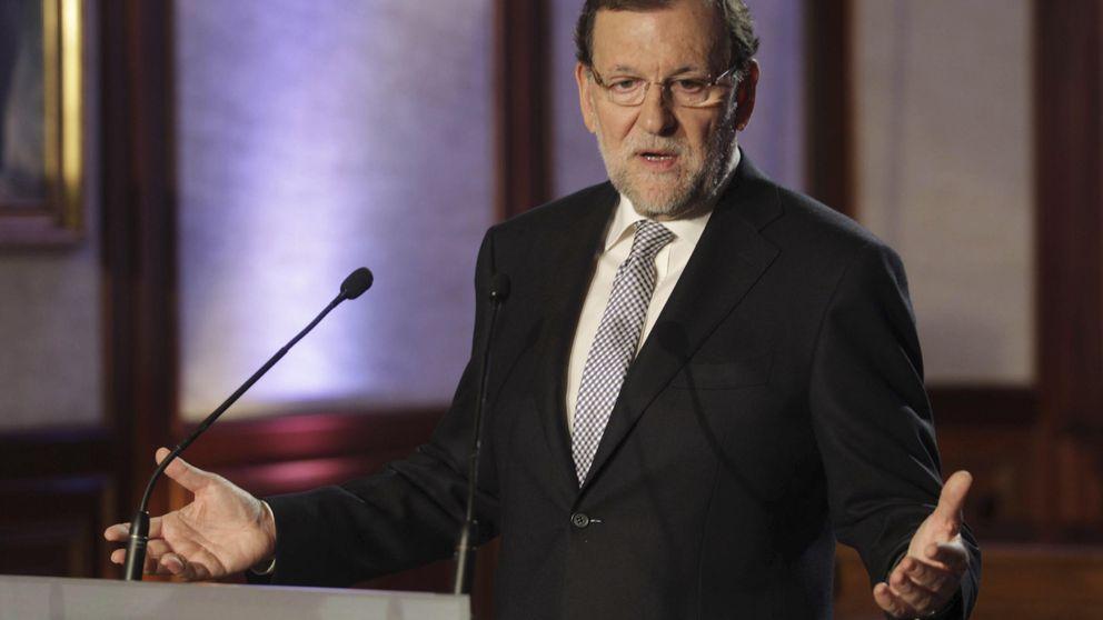 Rajoy: El Gobierno no va a permitir esto, usaremos la Ley pero toda la Ley