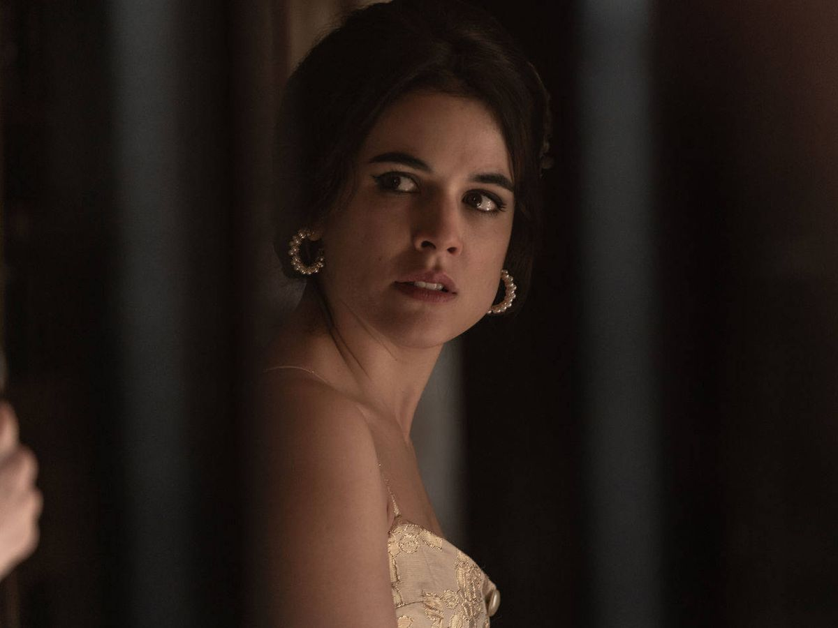 Foto: Adriana Ugarte, protagonista de 'Hache'. (Netflix)