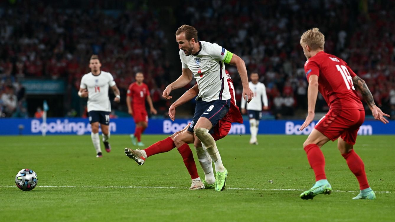 Inglaterra llega a su primera final de la Eurocopa (2-1): fiesta nacional en Wembley