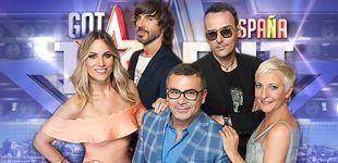 Post de El refrito de 'Got Talent' se impone a la competencia con un destacado 16%