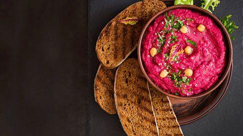 Hummus de remolacha, un gran descubrimiento para este verano