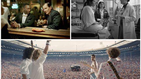De Roma a Bohemian Rhapsody: dónde ver las películas nominadas a los Premios Oscar