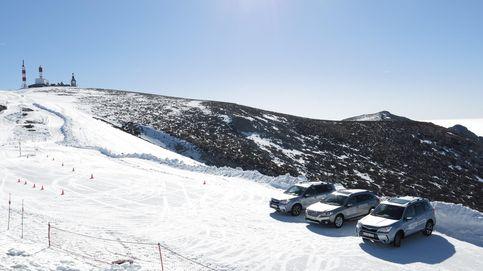 Madrid tendrá su escuela de conducción en nieve a final de año