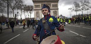 Post de La ley de Macron para sacar a los 'malos' manifestantes de las calles de Francia