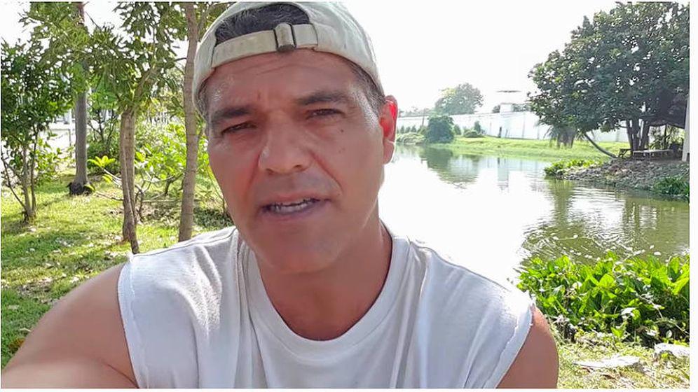 Foto: El presentador Frank Cuesta. (Youtube)