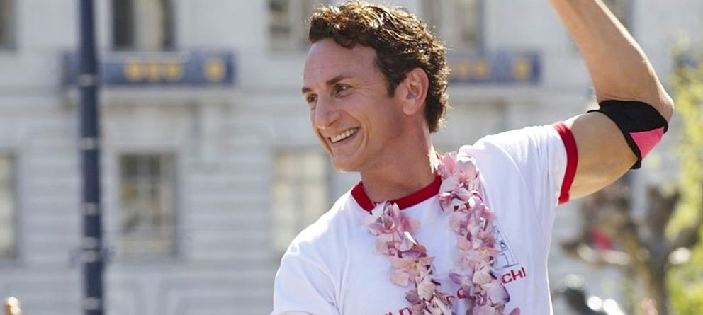 Foto: Sean Penn en 'Mi nombre es Harvey Milk' (Focus Features)