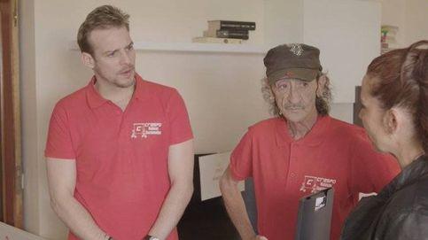 Eduardo Gómez se va por la puerta grande en 'Trabajo temporal': divertido y entrañable