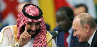 Post de Bin Salman, compañero incómodo del G-20... excepto para Putin