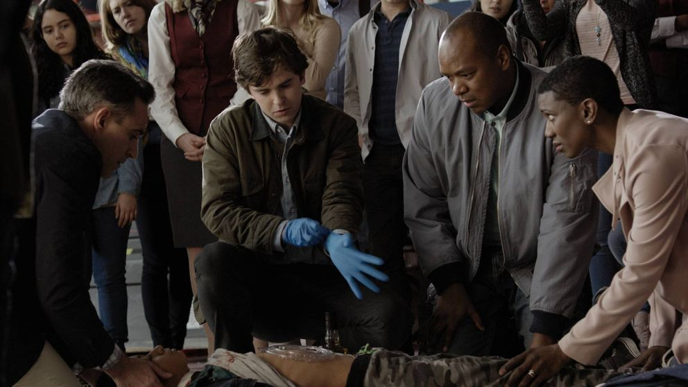 'The Good Doctor', una adictiva serie de médicos es el estreno más visto del otoño