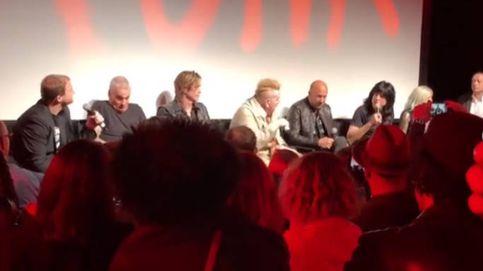 Sex Pistols y Ramones se atacan en la presentación de un documental