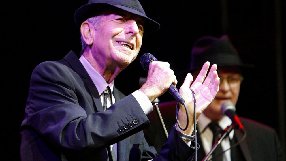 Fallece Leonard Cohen a los 82 años