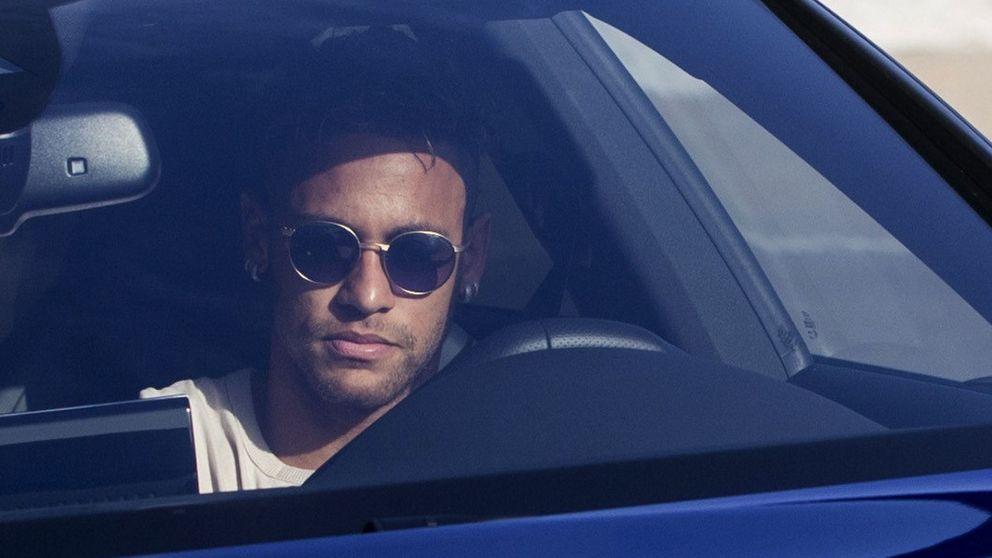 Neymar anuncia su adiós al Barça: el brasileño se despide de la plantilla