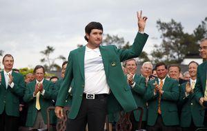 """Watson, el cristiano """"de pueblo"""" que ya suma dos chaquetas verdes"""