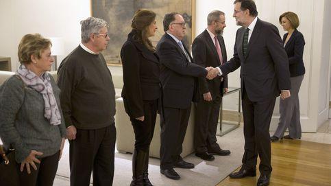 Familiares del Yak-42: Que nos reciba Rajoy es una forma de pedir perdón