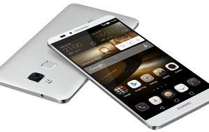 Huawei dota al 'gran teléfono chino' con una batería de 4.100 mAh