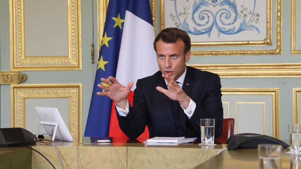 Macron prolonga el confinamiento en Francia hasta el 11 de mayo