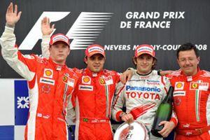 Se busca sede tras la renuncia de Francia a su Gran Premio de Fórmula Uno