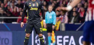 Post de Cristiano Ronaldo es ya el segundo peor lanzador de faltas de la historia de Italia