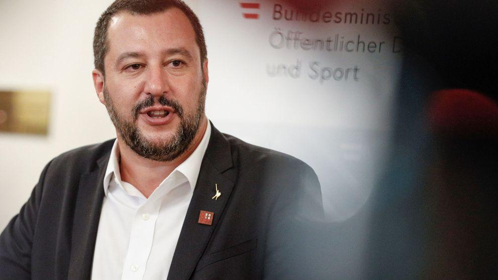 Europa estalla contra Salvini por la política migratoria: A la mierda