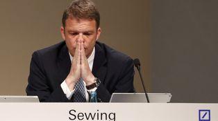 El nuevo jefe de Deutsche Bank, un buen alemán para España