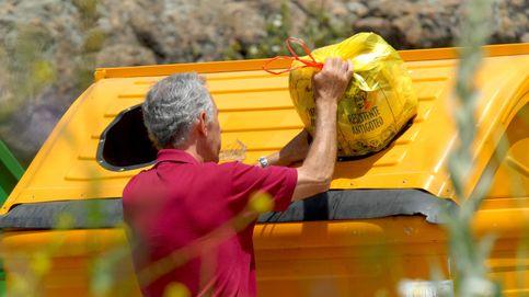 Los españoles depositaron un 8% más de envases en los contenedores amarillo y azul