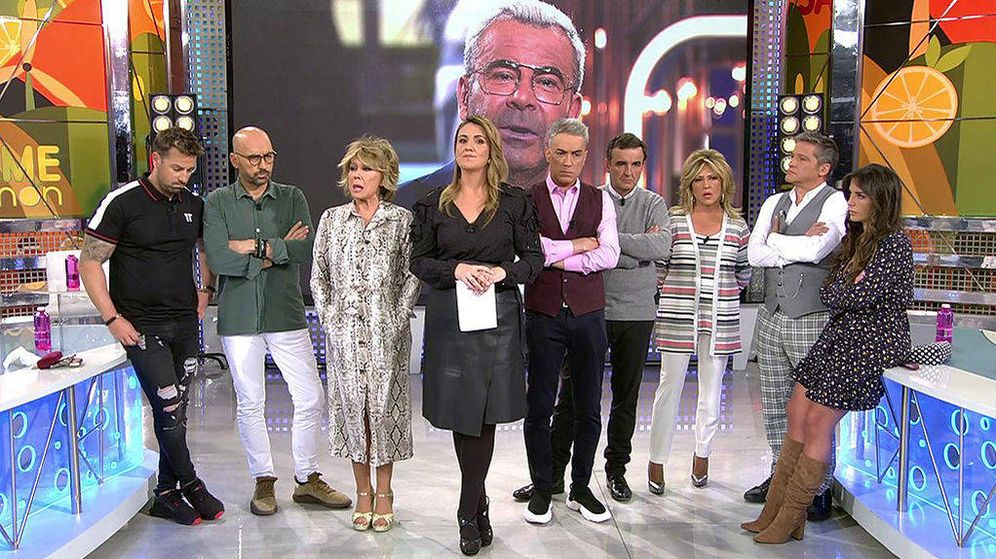 Foto: El fenómeno 'Sálvame', a análisis. (Telecinco)