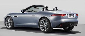 Jaguar F-Type desde 84.400 €