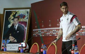 Sergio Ramos: El Real Madrid es el equipo de Dios y del mundo