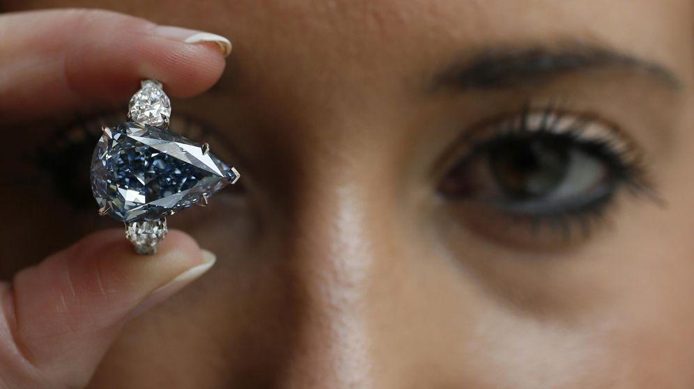 Foto: Imagen de archivo un anillo de lujo. (Reuters)