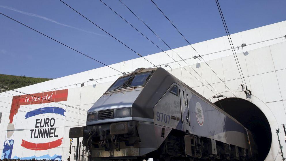 Eurotunnel confía en que no le afecte el 'Brexit' en su acuerdo con Francia