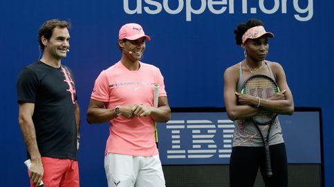 Nadal y Federer, los de siempre, quieren ganar un US Open diferente