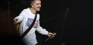 Post de De Valeria Mazza a Martínez-Bordiú: Juanes arrasa con su camisa negra