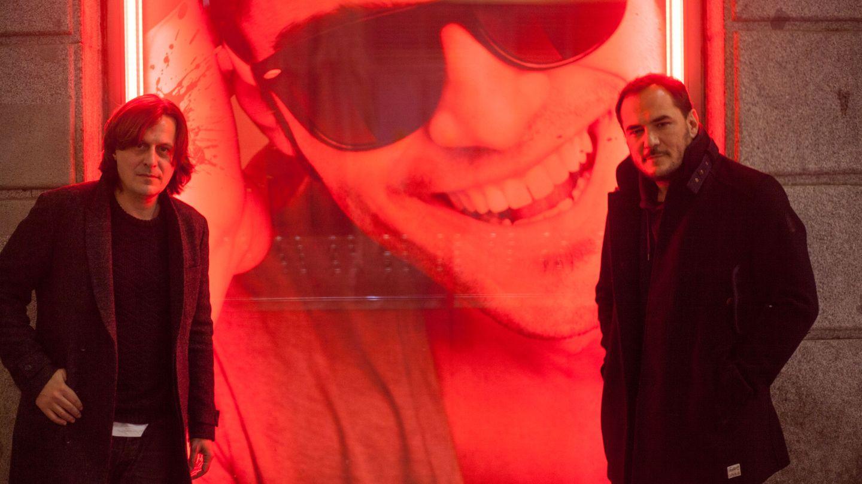 Nacho Vegas e Ismael Serrano (Enrique Villarino)