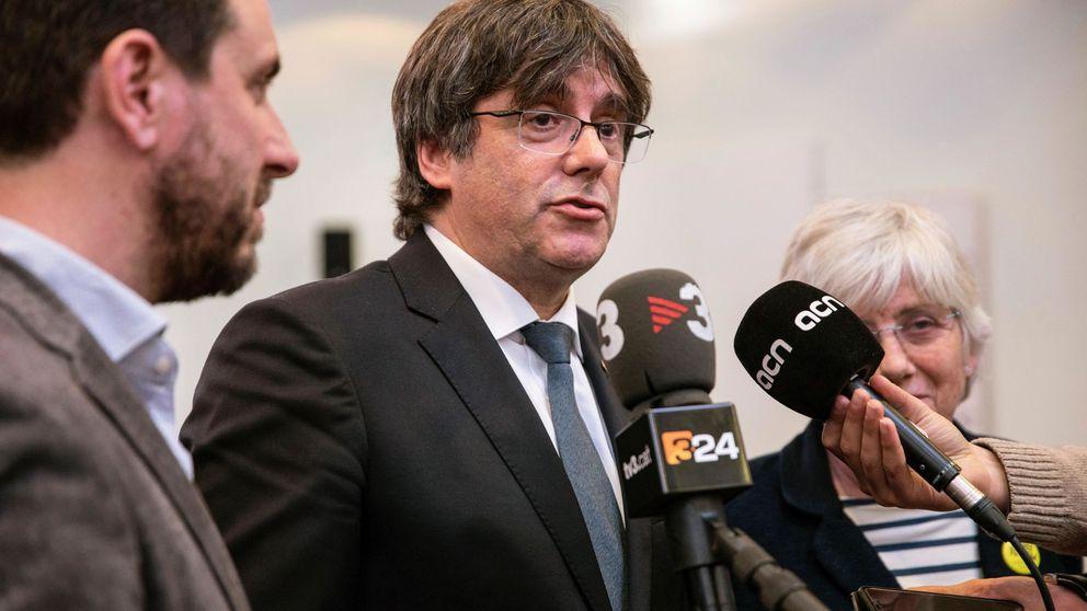 Sin noticias de las cuentas de Waterloo 20 meses después de la fuga de Puigdemont