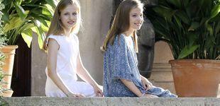 Post de La princesa Leonor y la infanta Sofía se van de campamento a EEUU