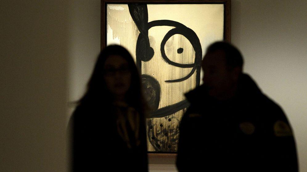 Foto: Espacio Miró de la Fundación Mapfre. (EFE)