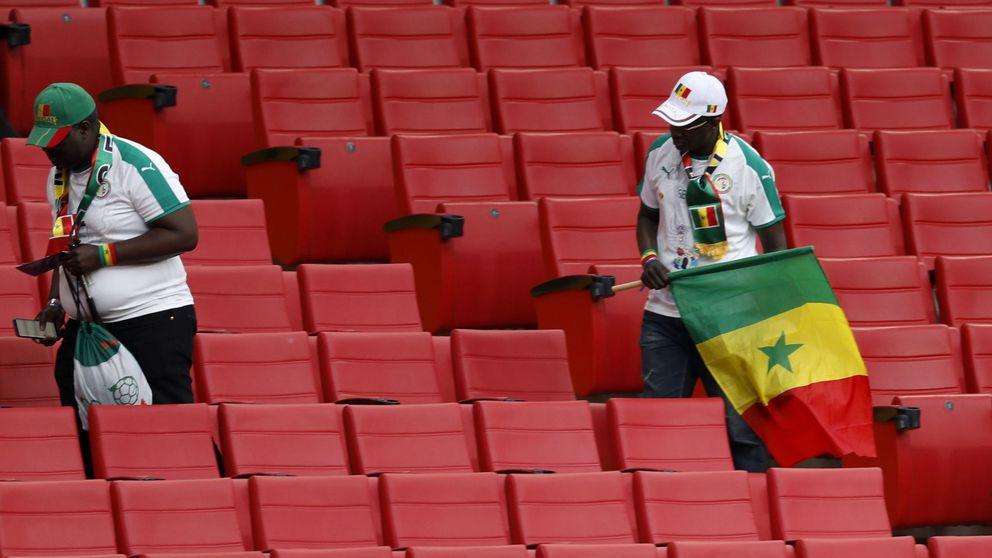 Senegal y Japón, líderes en civismo tras sus victorias en el Mundial de Rusia 2018