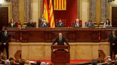 Torra propone un nuevo referéndum de autodeterminación para esta legislatura