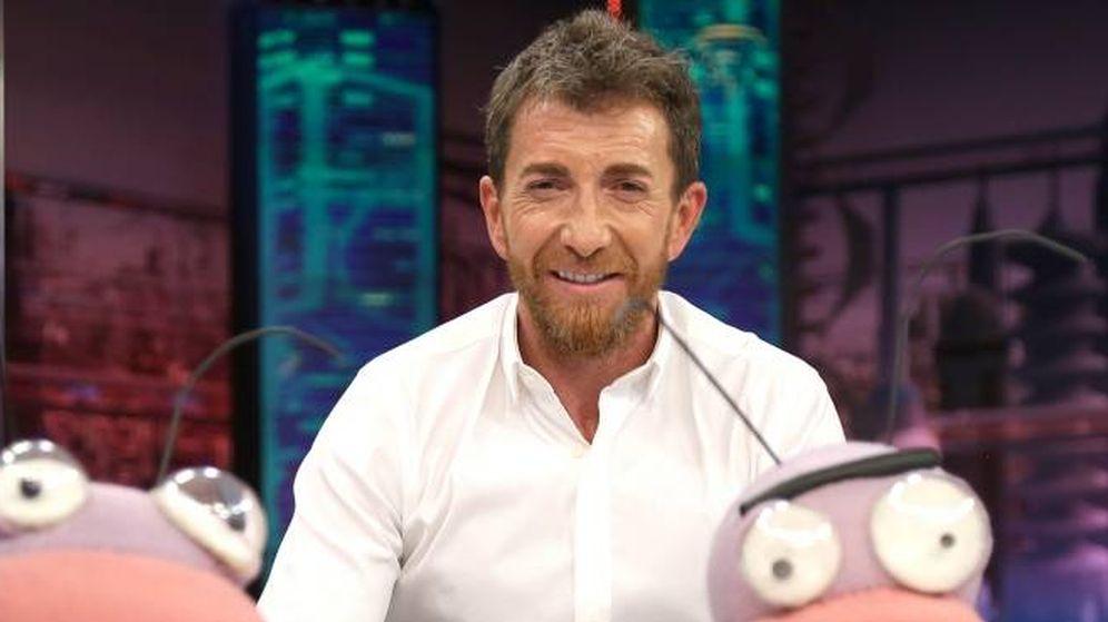 Foto: El presentador Pablo Motos.