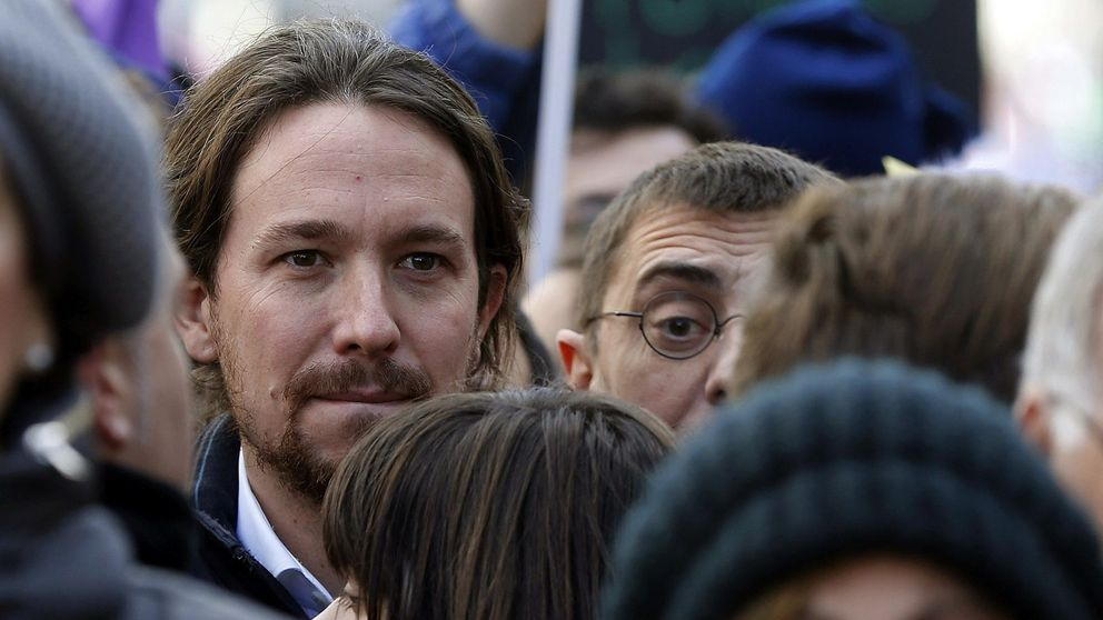 Pablo Iglesias: Este es el año del cambio y vamos a ganar al PP