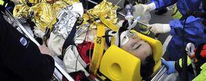 Lotus Renault consiente y defiende la 'estupidez' de Kubica por el bien de su salud emocional