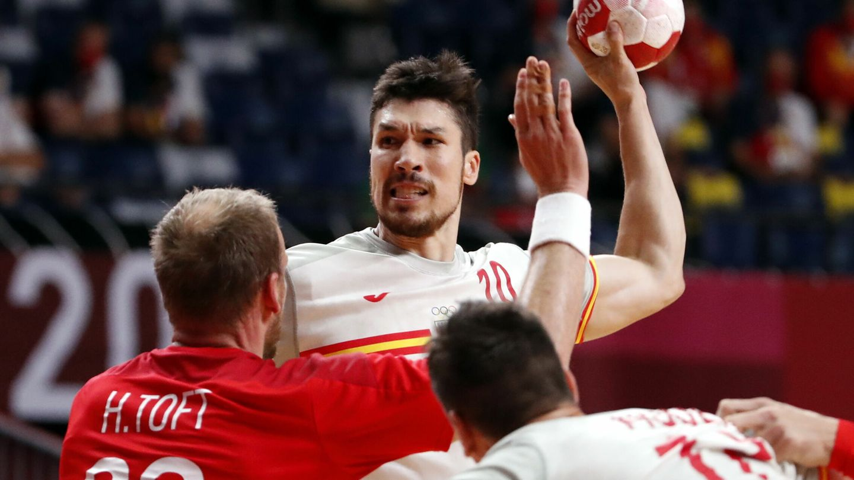 España busca la final olímpica de balonmano. (EFE)