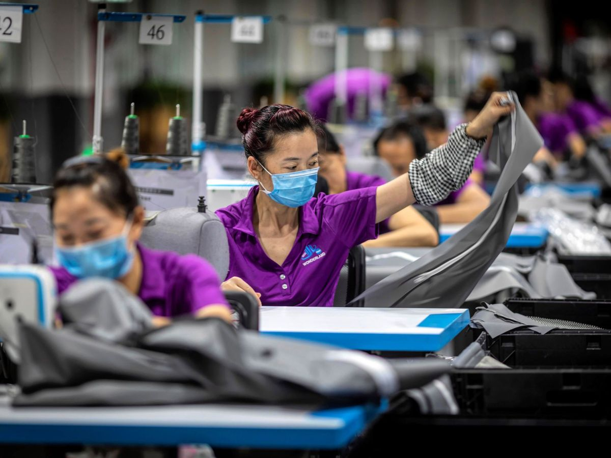 Foto: Exportaciones de China