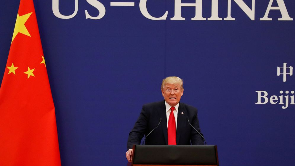 Foto: El presidente de EEUU, Donald Trump. (Reuters)