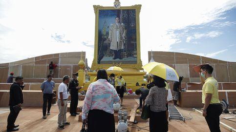Lo que pasa Tailandia es un cambio de era: los jóvenes ya no veneran la monarquía