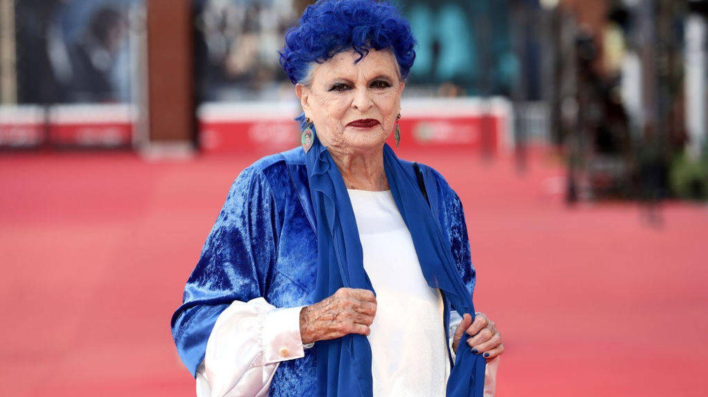 Lucía Bosé, en una imagen de octubre de 2019. (Getty)